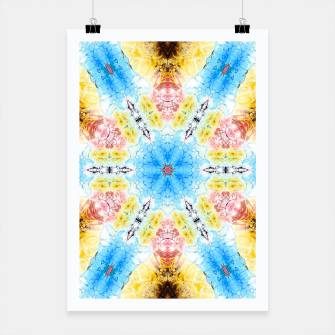 Thumbnail image of Daylight Pattern Poster, Live Heroes