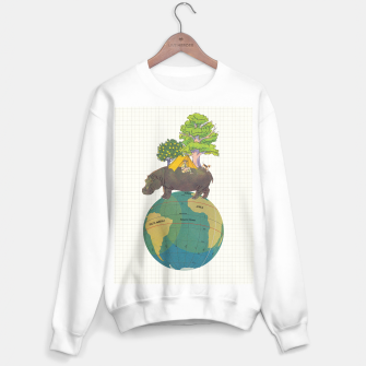 Thumbnail image of Camping Life Sweater regular, Live Heroes