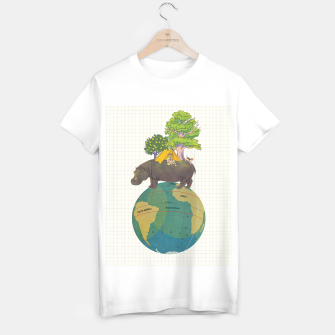 Thumbnail image of Camping Life T-shirt regular, Live Heroes