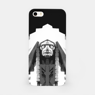 Thumbnail image of Indian face sculpture Obudowa iPhone, Live Heroes
