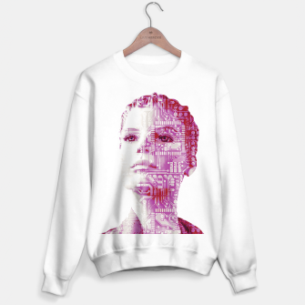 Thumbnail image of Artificial intelligence Sweater regular, Live Heroes