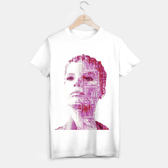 Thumbnail image of Artificial intelligence T-shirt regular, Live Heroes