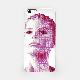 Thumbnail image of Artificial intelligence iPhone Case, Live Heroes