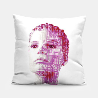 Thumbnail image of Artificial intelligence Pillow, Live Heroes