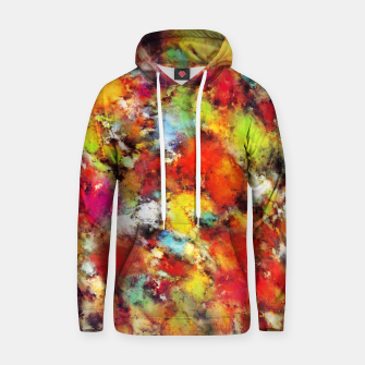 Thumbnail image of Big colour storm Hoodie, Live Heroes