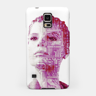 Thumbnail image of Artificial intelligence Samsung Case, Live Heroes