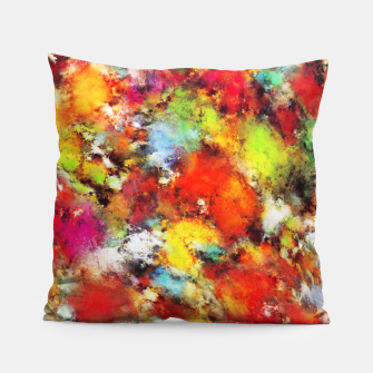Thumbnail image of Big colour storm Pillow, Live Heroes