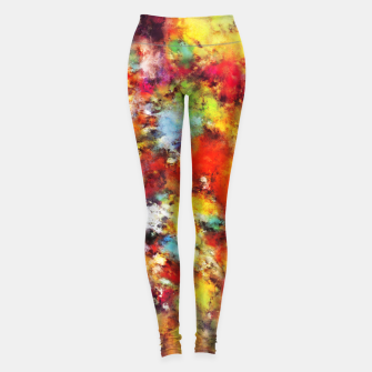 Thumbnail image of Big colour storm Leggings, Live Heroes