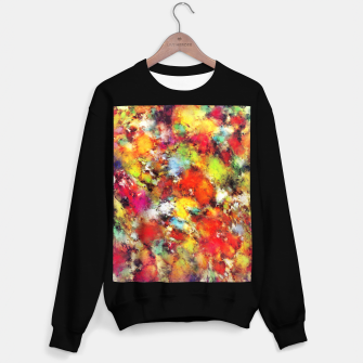 Thumbnail image of Big colour storm Sweater regular, Live Heroes