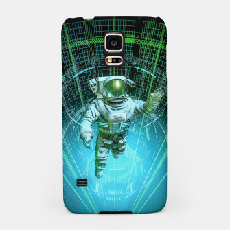 Thumbnail image of Diving The Data Core Astronaut Samsung Case, Live Heroes