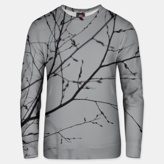 Thumbnail image of Branches impressions Unisex sweater, Live Heroes