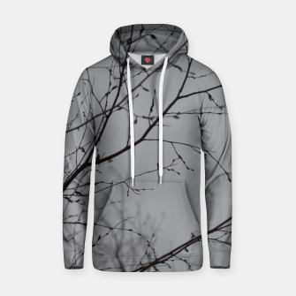 Thumbnail image of Branches impressions Hoodie, Live Heroes