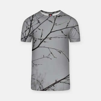 Thumbnail image of Branches impressions T-shirt, Live Heroes