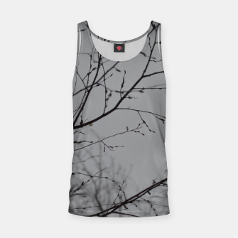 Thumbnail image of Branches impressions Tank Top, Live Heroes