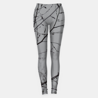 Thumbnail image of Branches impressions Leggings, Live Heroes