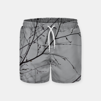 Thumbnail image of Branches impressions Swim Shorts, Live Heroes