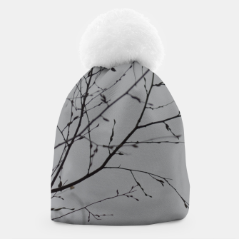 Thumbnail image of Branches impressions Beanie, Live Heroes