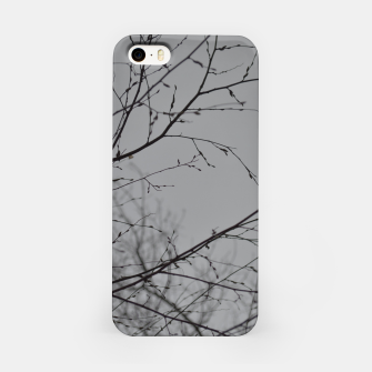 Thumbnail image of Branches impressions iPhone Case, Live Heroes