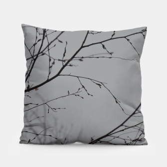 Thumbnail image of Branches impressions Pillow, Live Heroes