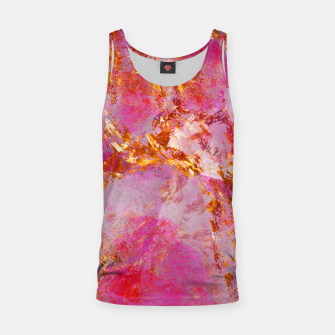 Dauntless Pink Vivid Abstract |  Tank Top thumbnail image