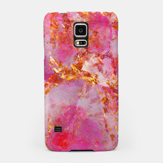 Dauntless Pink Vivid Abstract |  Samsung Case thumbnail image