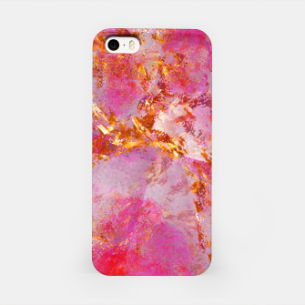 Dauntless Pink Vivid Abstract |  iPhone Case thumbnail image