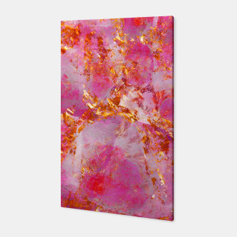 Miniaturka Dauntless Pink Vivid Abstract |  Canvas, Live Heroes