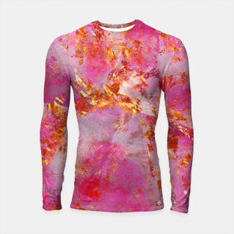 Thumbnail image of Dauntless Pink Vivid Abstract |  Longsleeve rashguard , Live Heroes