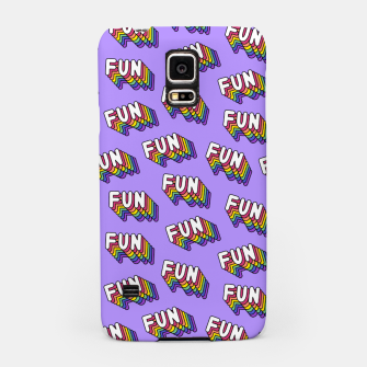 Thumbnail image of FUN Samsung Case, Live Heroes