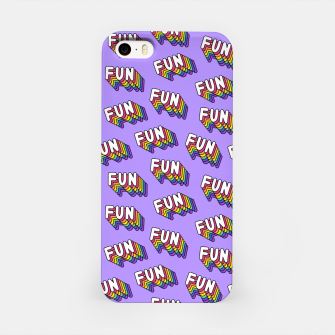 Thumbnail image of FUN iPhone Case, Live Heroes