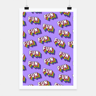 Thumbnail image of FUN Poster, Live Heroes