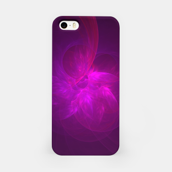 Thumbnail image of Magenta Illusion iPhone Case, Live Heroes