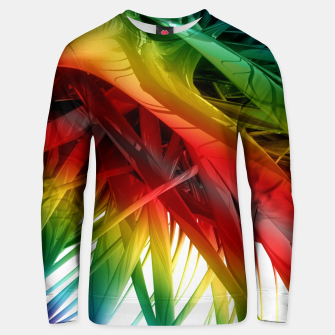 Miniaturka Abstract Rainbow Unisex sweater, Live Heroes