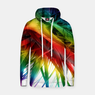 Miniaturka Abstract Rainbow Hoodie, Live Heroes