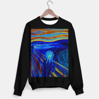 Thumbnail image of Scream Sweater regular, Live Heroes