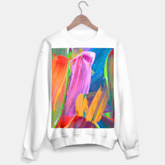 Thumbnail image of  Acrylic Sweater regular, Live Heroes
