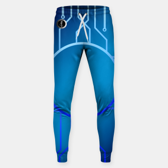 Thumbnail image of SublowGrim City Hero V.2 Tracksuit Bottoms, Live Heroes