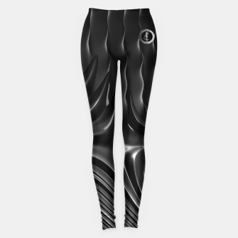 Thumbnail image of SublowGrim City Hero V.3 Leggings, Live Heroes