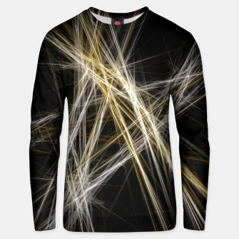 Miniaturka Abstract 1 - Gold & Silver Unisex sweatshirt, Live Heroes