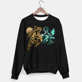 Thumbnail image of Battle Academia Sudadera regular, Live Heroes