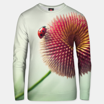 Thumbnail image of Pencil Flower Unisex sweater, Live Heroes