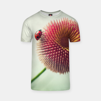 Thumbnail image of Pencil Flower T-shirt, Live Heroes
