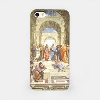 Miniatur Back to School iPhone Case, Live Heroes