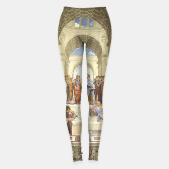 Miniatur Back to School Leggings, Live Heroes