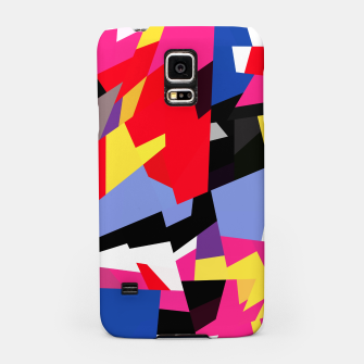 Thumbnail image of SAHARASTREET-SS175 Samsung Case, Live Heroes