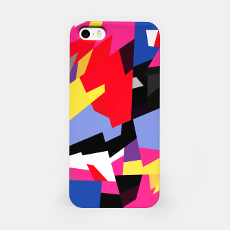 Thumbnail image of SAHARASTREET-SS175 iPhone Case, Live Heroes