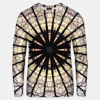 Thumbnail image of Cycles of time Unisex sweater, Live Heroes