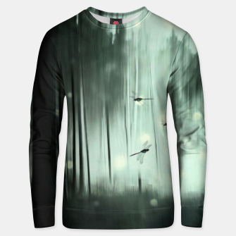 Thumbnail image of Midnight flight Unisex sweater, Live Heroes