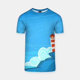 Miniature de image de The Lighthouse T-shirt, Live Heroes