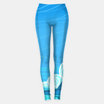 Miniature de image de The Lighthouse Leggings, Live Heroes